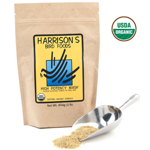 Harrison's High Potency Mash Bird Food 1lb
