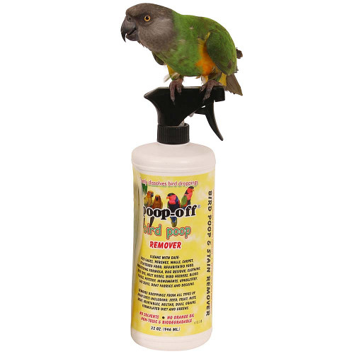 Poop-Off - Bird Clean-Up Spray with trigger 32oz