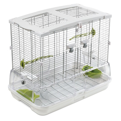 Hagen Vision II Bird & Parrot Cage - Medium Single Height