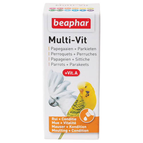 Bogena Parrot Vitamins - 20ml