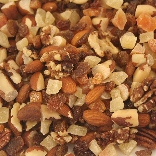 Tidymix Fruit and Nut Treats