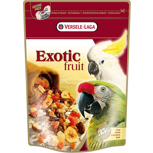 Prestige Exotic Fruit Mix Parrot Treat - 600g