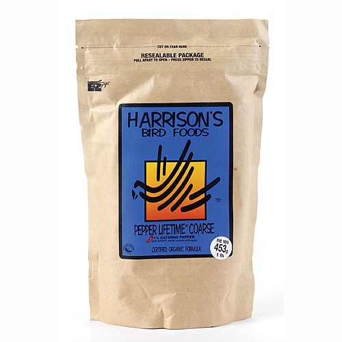 Harrison's Pepper Lifetime Coarse - Complete Parrot Food