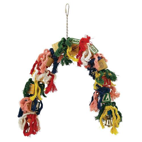 Preening Arch Medium - Large Parrot Toy