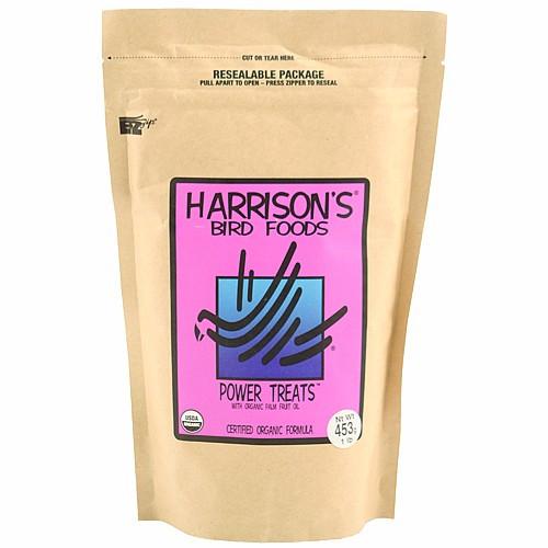 Harrison's Power Treats - 1lb - Organic Treats for Parrots