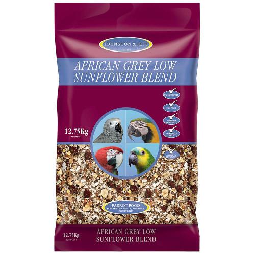 Johnston & Jeff Low Sunflower Diet for African Greys