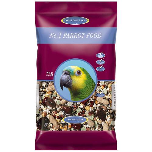 Johnston & Jeff Number 1 Parrot Food