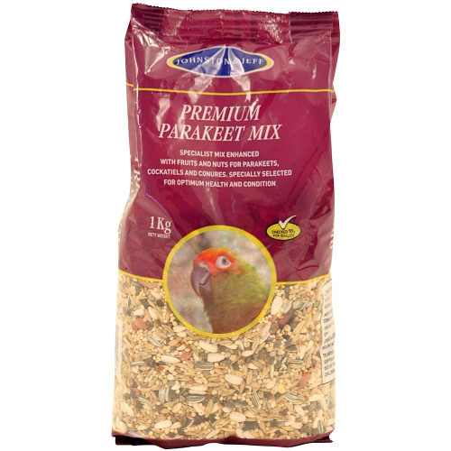 Johnston & Jeff Premium Parakeet Mixture
