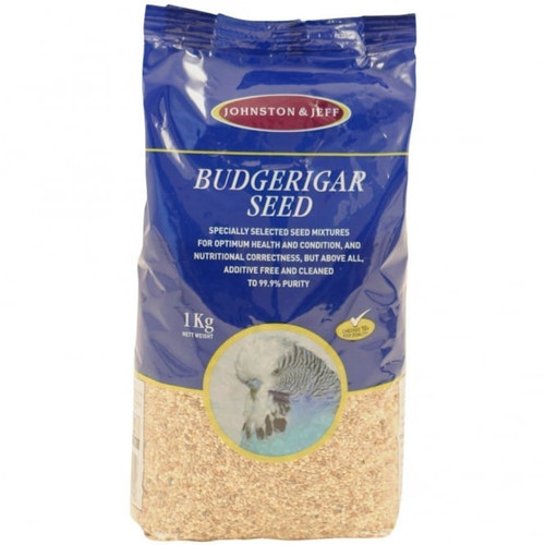 Johnston & Jeff Expert Budgie Seed 1kg