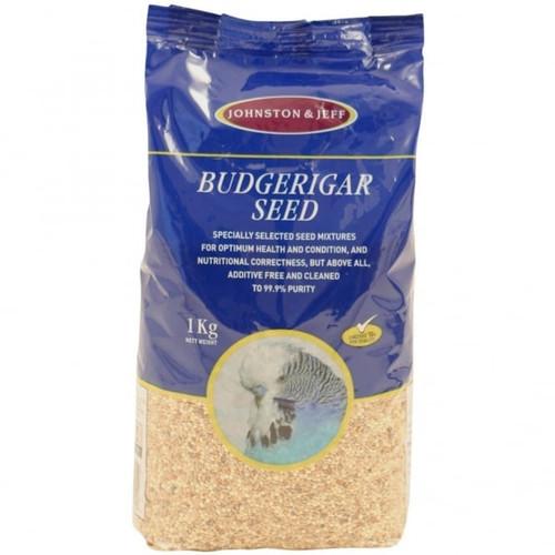Johnston & Jeff Expert Budgie Seed 1kg
