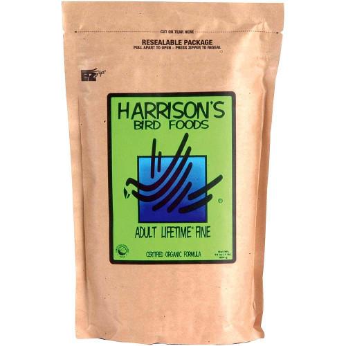 Harrison's Adult Lifetime Fine Organic Parrot Food