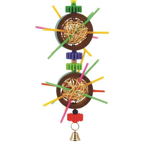 Vine Ball Teaser Parrot Toy
