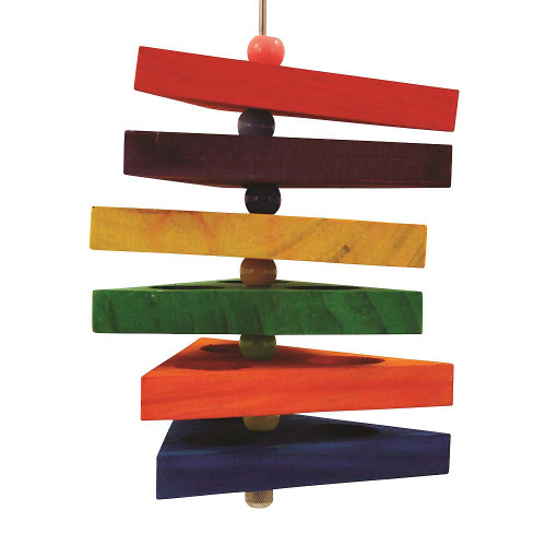 Snack Trays Buffet Kabob Parrot Toy