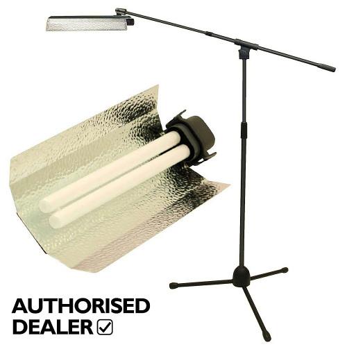 Arcadia Parrot Pro UV Bird Light, Holder & Stand Kit