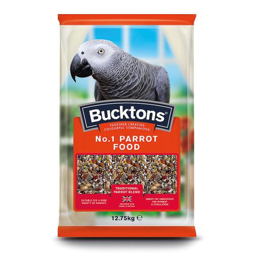 Bucktons No 1 Parrot Food 12.75Kg
