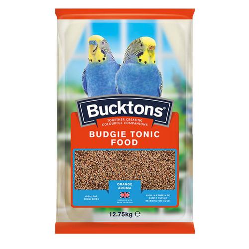Bucktons Budgie Tonic Food 12.75Kg