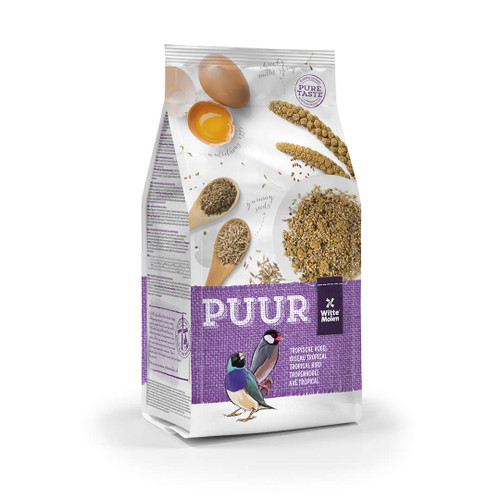 PUUR Tropical Bird Seed Mix 750g