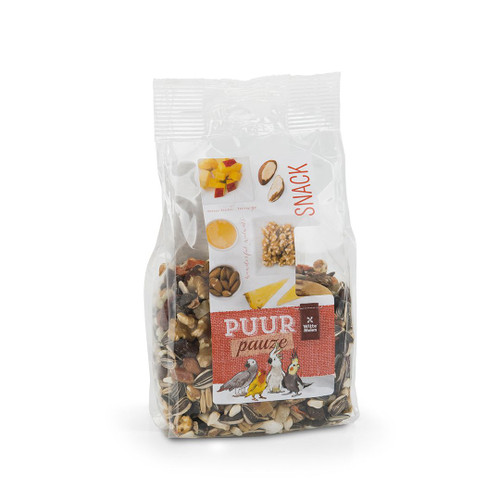 PUUR Snack - Nuts & Fruit Treat Mix 200g