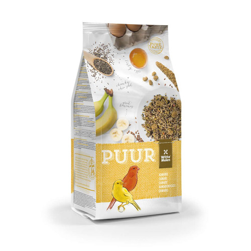 PUUR Canary Seed Mix Food 750g