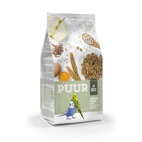 PUUR Budgie Seed Mix Food 750g