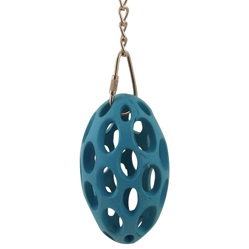 Nut Safe - Rubber Foraging Parrot Toy - Small