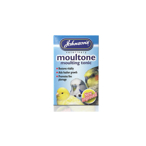 Moultone Moulting Tonic for Parrots and Birds