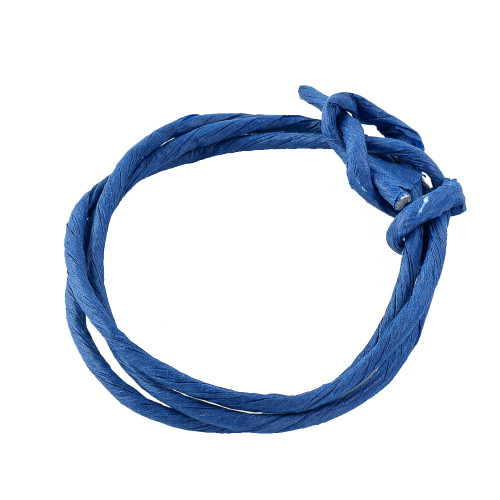 Paper Rope - Blue Parrot Toy Making Part