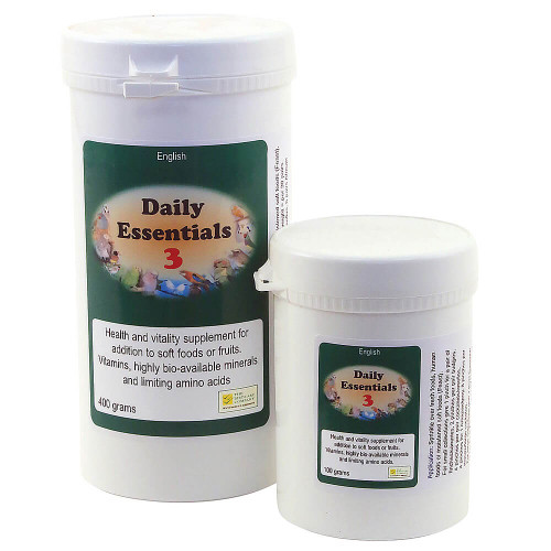 Daily Essentials 3 Powdered Multi-Vitamins