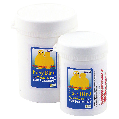 Easy Bird Complete Pet Supplement
