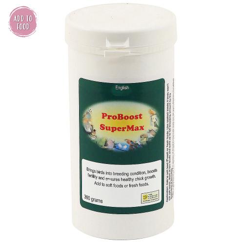 Pro-Boost Supermax Breeding Supplement
