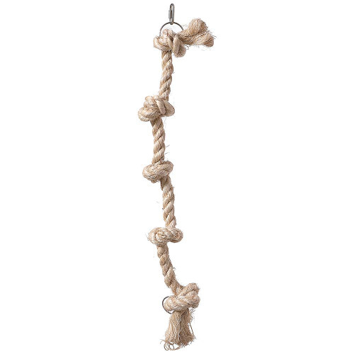 Sisal Tarzan Rope - Parrot Toy - Medium