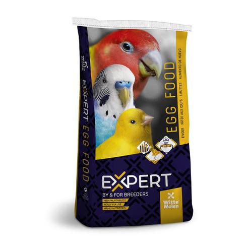 Expert Parrot & Bird Egg Food - Red