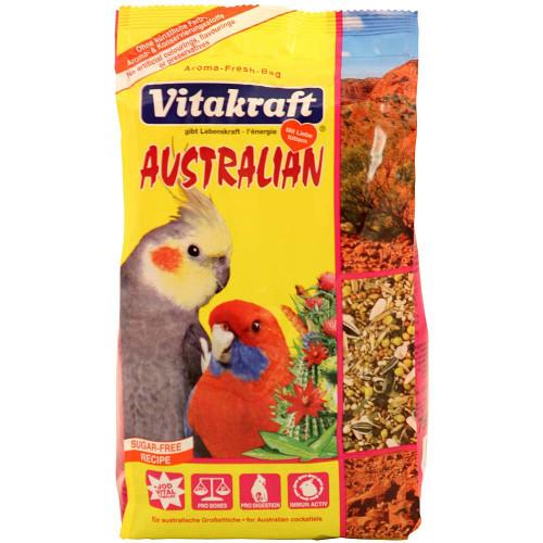 Vitakraft Australian Parrot Food - 750g