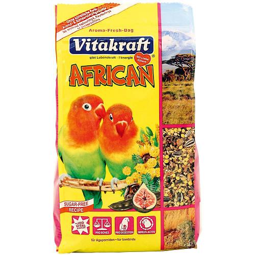 Vitakraft Small Parrot African Food - 750g