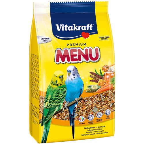 Vitakraft Premium Budgie Seed Food 500g