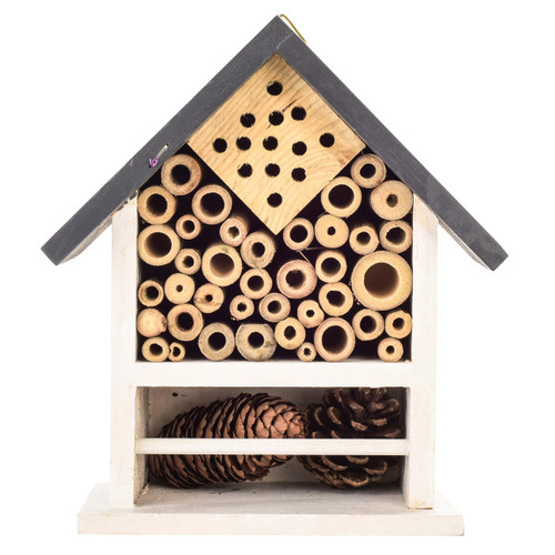 Wooden Bee, Ladybirds and Insects Bug House and Nesting box