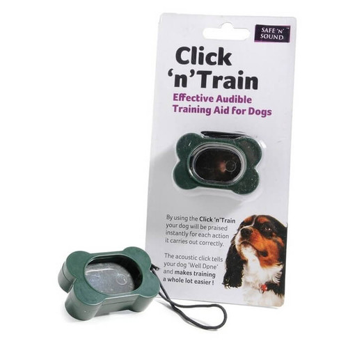 Multi-Clicker Training Device for Parrots