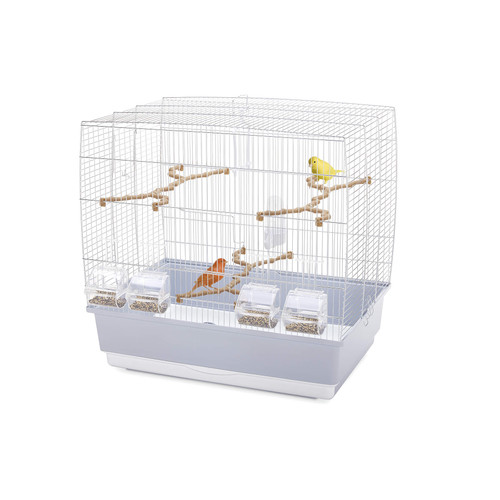 Parrot Essentials IRENE Parakeet, Budgie & Small Parrot Cage