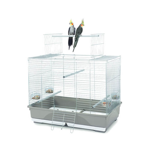 Parrot Essentials WILMA Parakeet, Budgie & Small Parrot Cage