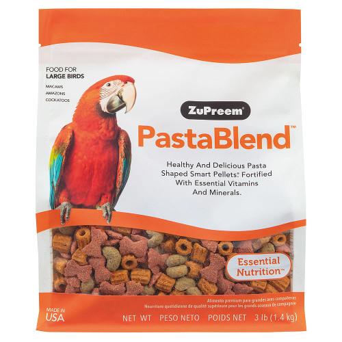 ZuPreem PastaBlend Large - Complete Large Parrot Food