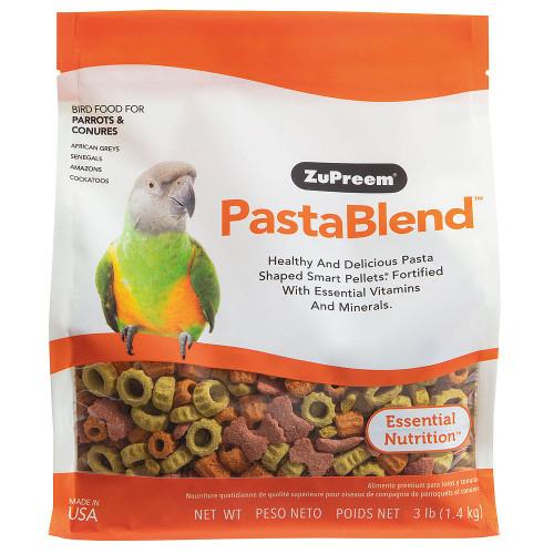 ZuPreem PastaBlend Med/Lrg - Complete Parrot Food
