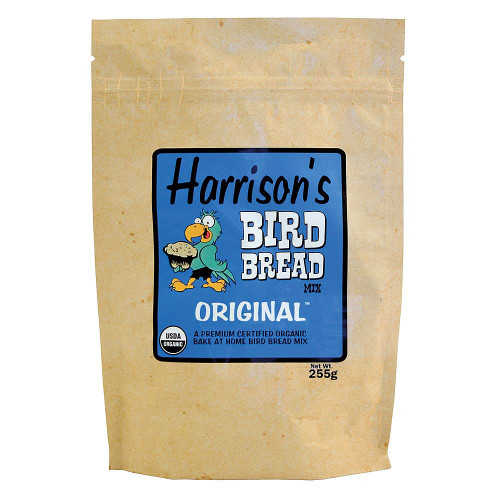 Harrison's Bird Bread Mix - Original - Organic Parrot Treat