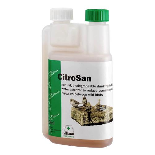 Vetark CitroSan - Wild Bird Water Sanitizer 250ml