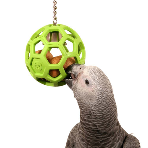 Parrot Essentials Hol-ee Roller Foraging Bird & Parrot Toy