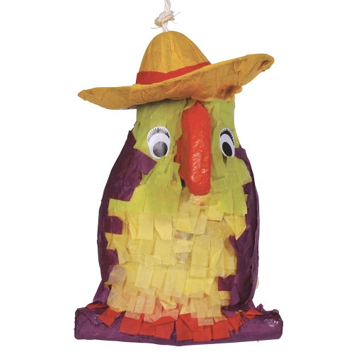 Parrot Pinata Chewable Foraging Parrot Toy