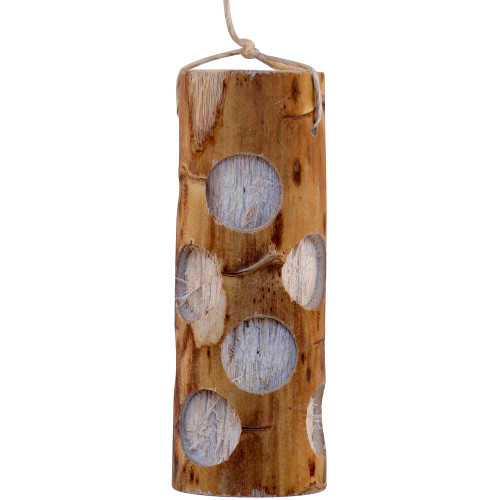 Ole Junior Bird Kabob - Natural Chew Toy for Parrots