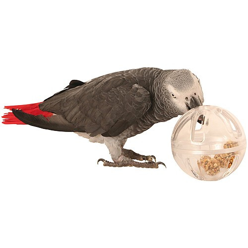Buffet Party Ball Creative Foraging Toy for Parrots