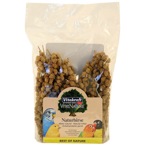 Vita Nature Millet Sprays - 300g Treat for Birds