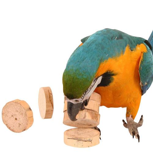Bird Kabob Parrot Chips
