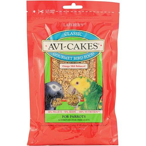 Lafeber Original Avi Cakes For Parrots - 340g